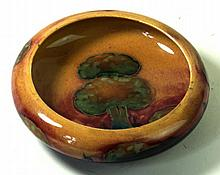 William Moorcroft bowl of circular form Decorated in the Eventide landscape