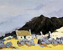 Attributed to Donald McIntyre RI RCA (British, 1923-2009) - 'Craigeyrog of
