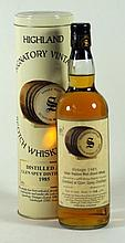 1 bottle Glen Spey Vintage 1985 14 yo Single Speyside Malt