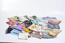 A collection of twenty-nine modern silk scarves Of various designs (29).