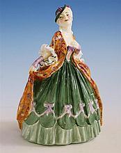 A rare Royal Doulton figurine 'Sibell', HN1965, by Leslie Harradine,