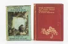 Andersen, Hans; Dulac, Edmund (illustrator) 'Stories from Hans Andersen', Hodder and Stoughton,