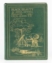 Sewell, Anna; Aldin, Cecil (illustrator) 'Black Beauty', pub. Jarrolds,