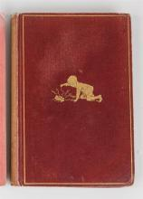 Milne, A. A. 'Now We Are Six', pub. Methuen and Co. London, first edition 1927,