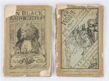 Kipling, Rudyard 'Wee Willie Winkie' and 'In Black and White', pub. Sampson Low, Marston,