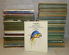 Approx. 110 Sotheby Catalogs