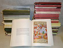 Approx. 80 Sotheby & Christie Catalogs