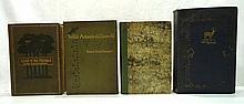 4 Books by Ernest Seton Thompson