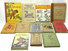 12 Children's Books on Am. Indians