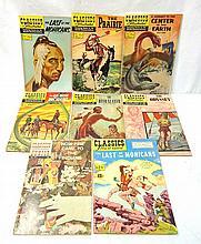 8 Classics Illustrated