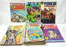 30 Comic Books