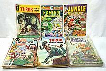 40+ Comic Books