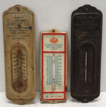 2-Tin Adv. Thermometers