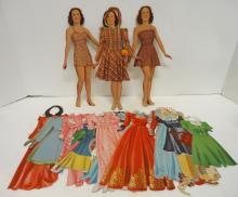 Deanna Durbin Paper Dolls & Accessories