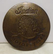 Indian Motorcycle Brass Pin Modern