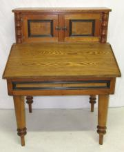 Country Chestnut Desk
