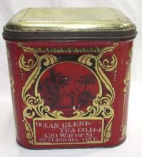 Ocean Blend Tea Tin