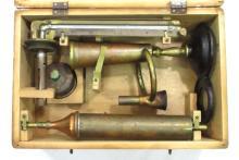 Early Laboratory Equipment Item