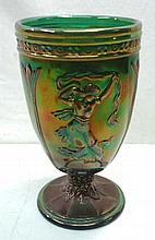 Fenton Carnival Vase