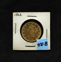 1902 $10 Gold