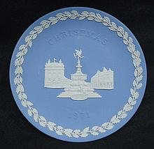 1971 Wedgewood Christmas Plate