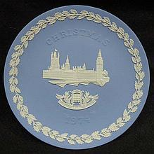 1974 Wedgewood Christmas Plate