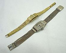 2 Ladies Watches