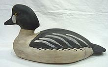 Wooden Duck Decoy