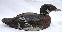 Cork Duck Decoy