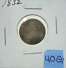 1832 Bust Dime