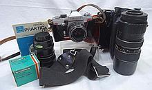 35 MM Camera & Accessories