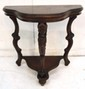 Curved Lady Half Table