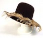 Ladies Feather Hat