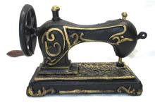 Cast Iron Toy Sewing Machine