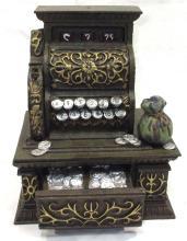 Cast Iron Toy Cash Register