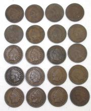 20 Indian Head Cents