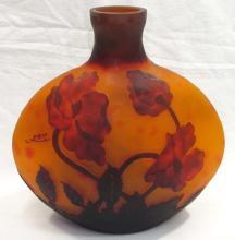 Modern Galle Vase