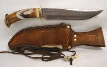 LG. COLLECTION OF KNIVES AND COLLECTIBLES