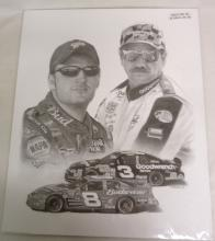 Dale Earnhart Poster