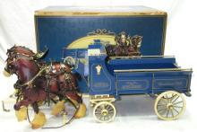 Breyer Wagon & Horses Orig. Box