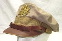 WWII Crusher Visor Cap