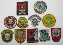 Lot of USMC Vietnam Military Patches