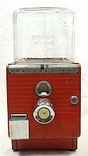 1 Cent Northwestern Gumball Machine