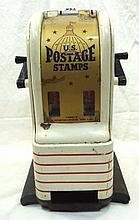 5 Cent Postage Stamp Machine