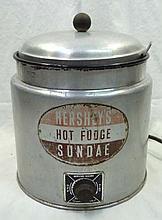 Hersheys Hot Fudge Dispenser