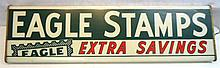 Eagle Stamps Lighted Sign