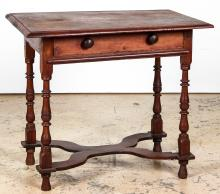 Early American Tavern Table