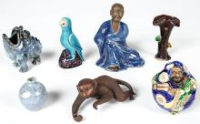 Asian Figural Pottery
