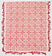 Large Antique Embroidery: 85