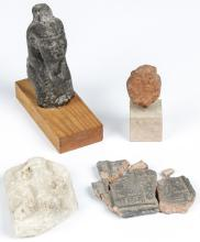 4 Egyptian Artifacts